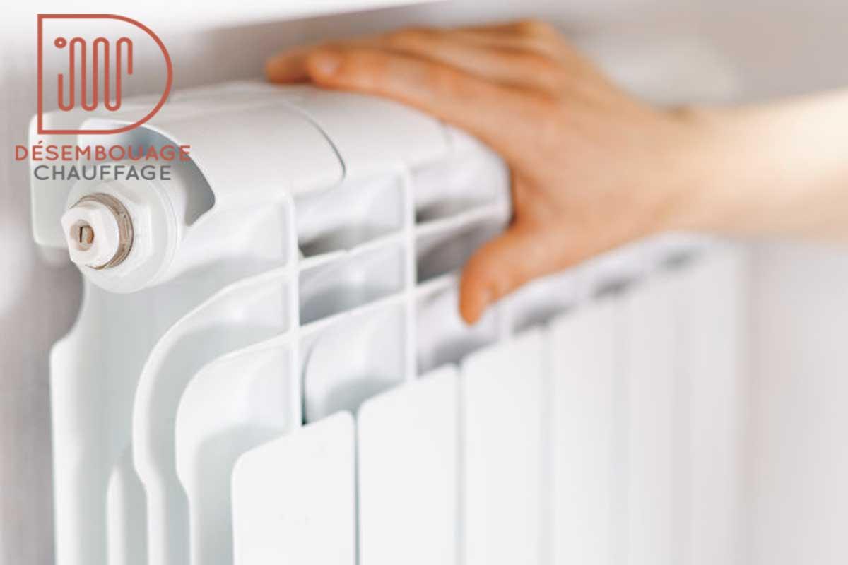 Débouchage et purge de radiateurs à Paris