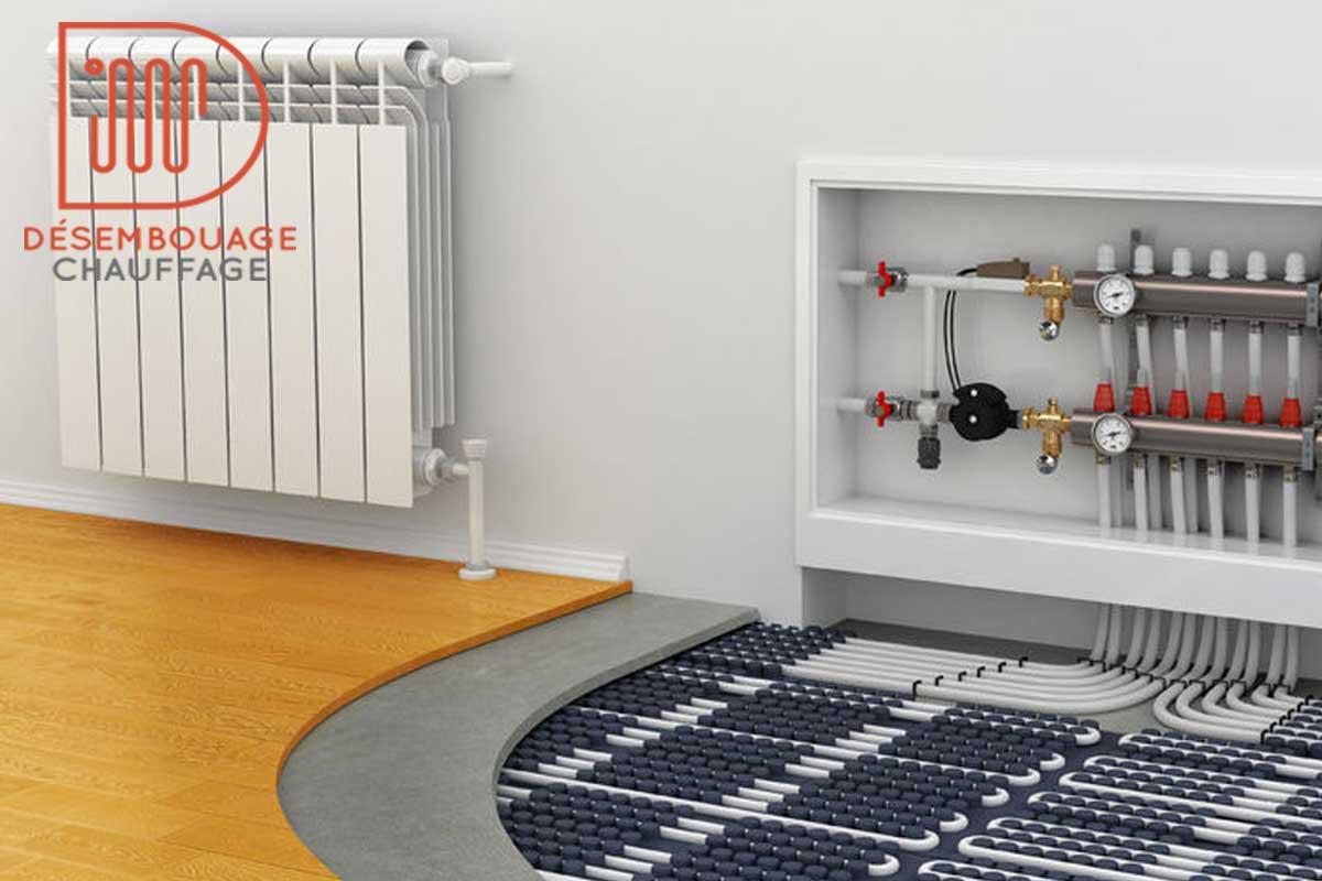 Promo désembouagede radiateur et plancher chauffant : 20 % de remise