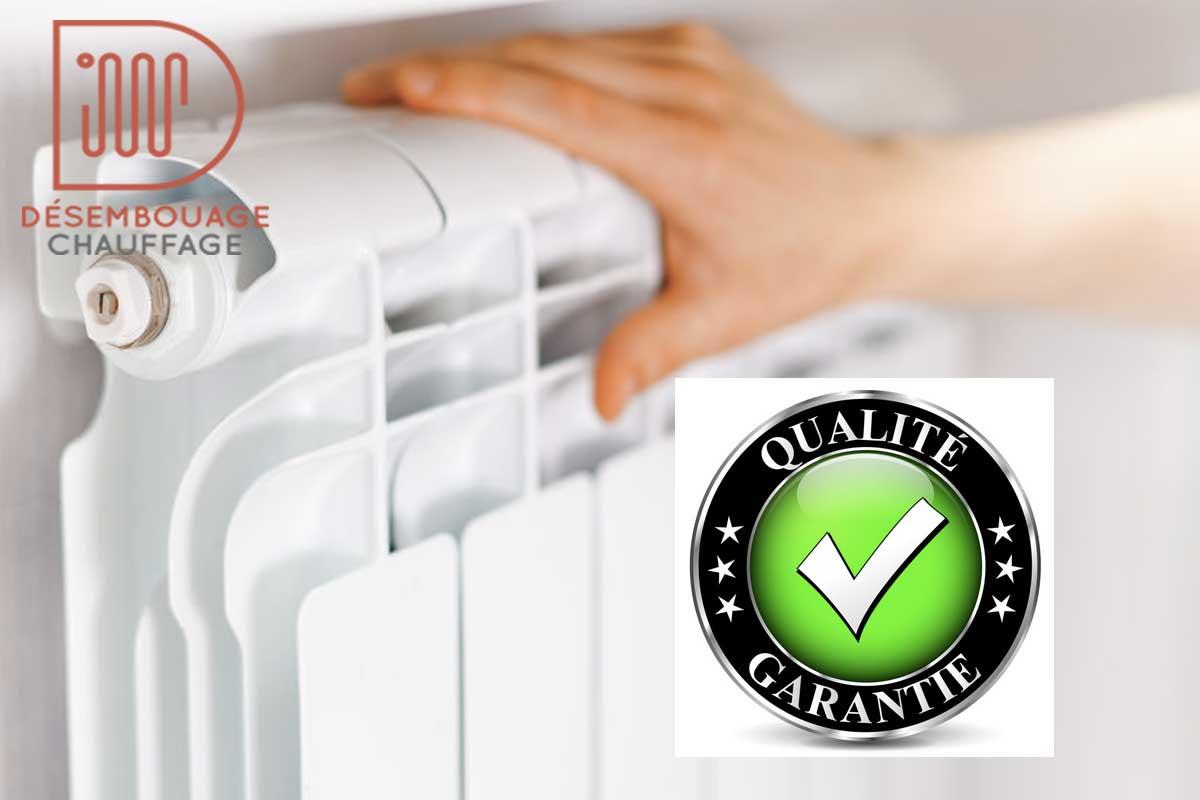 Desembouage-chauffage: l'assurance d'un service sur mesure
