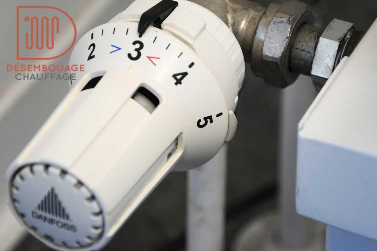 Désembouage de radiateurs au Mans (72)